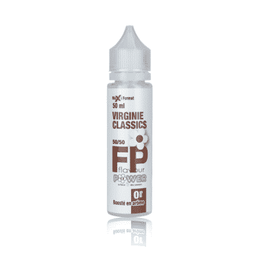 E-liquide Flavour Power Virginie Classics 50/50 en 50ml