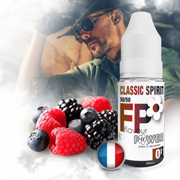 E-liquide Classic Spirit Flavour Power
