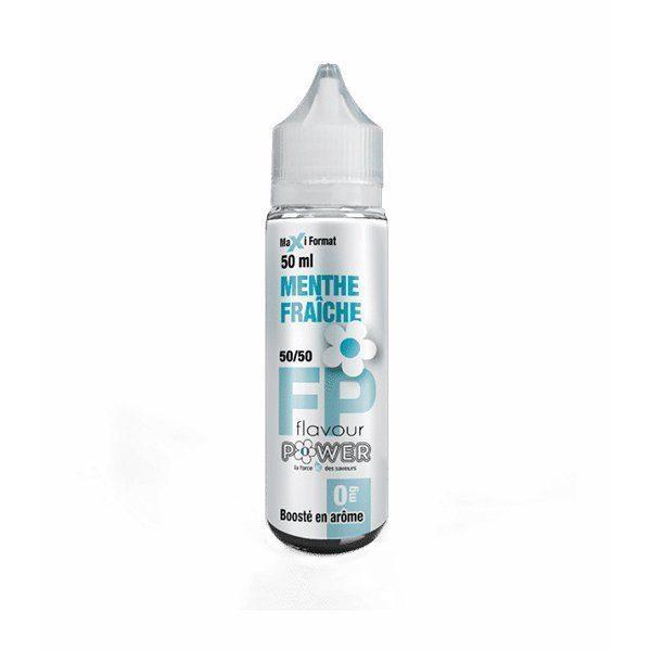 E-liquide Flavour Power Menthe Fraiche 50/50
