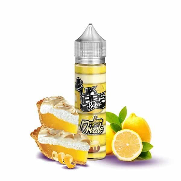 E-liquide Lemon Drizzle UK LABS