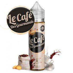E-liquide le café des gourmands Revolute