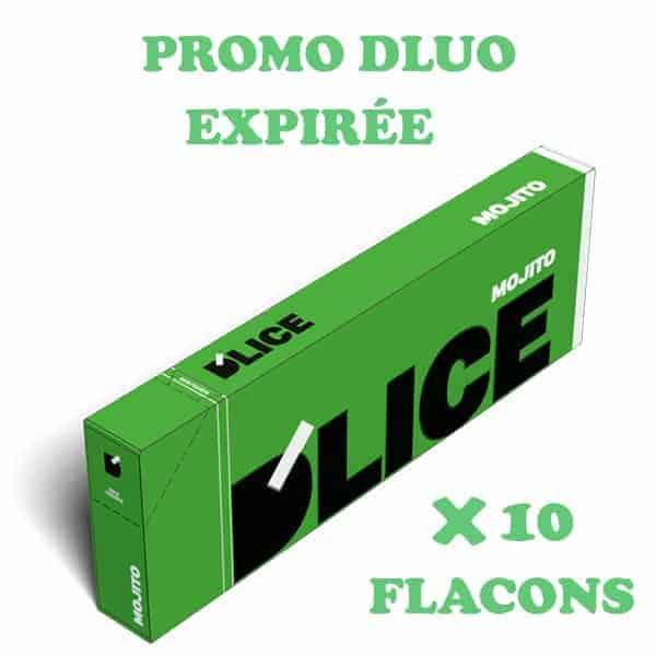eliquide mojito dlice 600x600 - E-liquide D'lice mojito