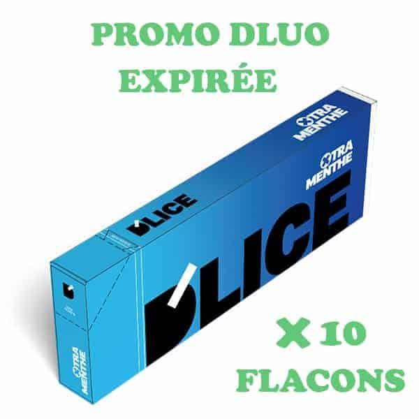 eliquide xtra menthe dlice 600x600 - E-liquide D'lice Xtra Menthe