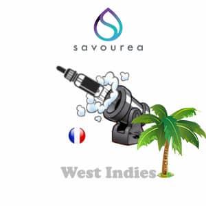 E-liquide West Indies Savourea