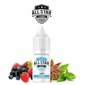 Blueberg All Star 300x300 - E-liquide Blueberg All Star