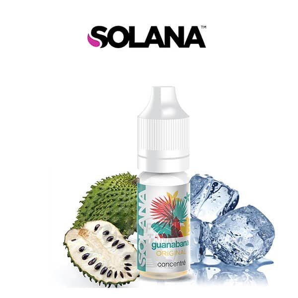 Concentre Guanabana Solana 600x600 - E-liquide Guanabana Solana