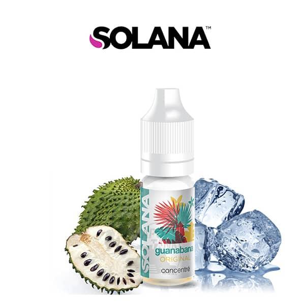 E-liquide Guanabana Solana