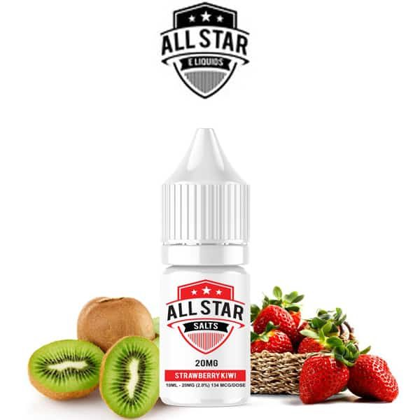 Strawberry Kiwi All Star 600x600 - E-liquide Strawberry Kiwi All Star