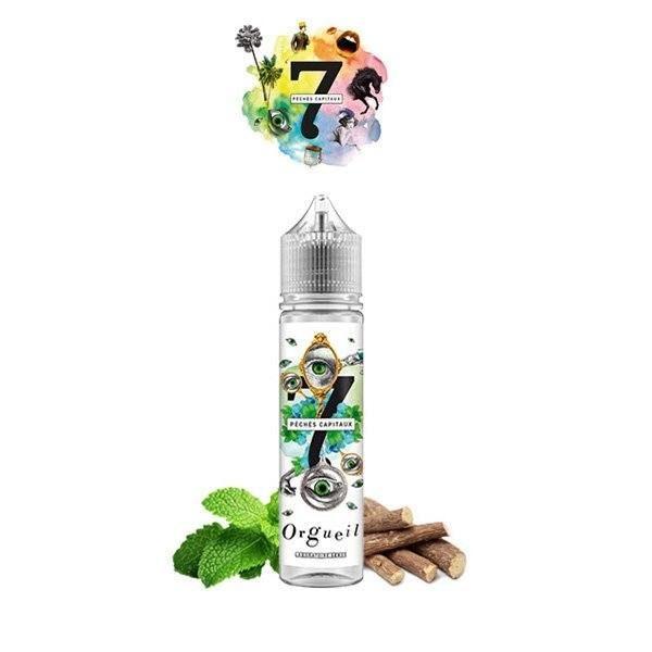 E-liquide Orgeuil 7 Péchés Capitaux