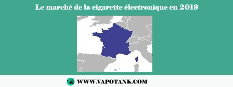 Le marché de la cigarette électronique en 2019