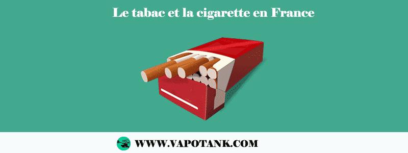 Le tabac et la cigarette en France