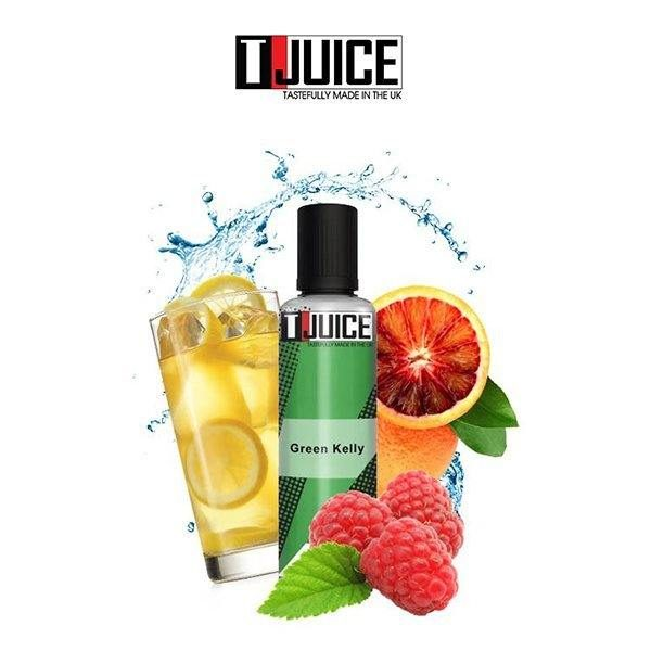 E-liquide Green Kelly Tjuice 50ml