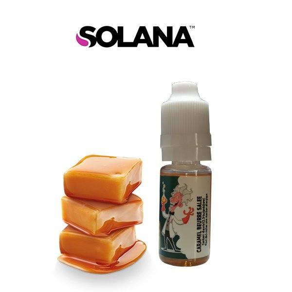 Arôme concentré Caramel Beurre Salé Solana