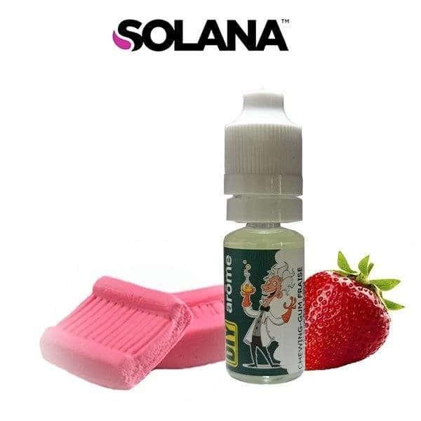 Arôme concentré Chewing Gum Fraise Solana