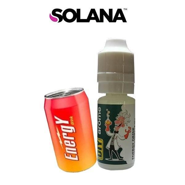 Arôme concentré Energy Drink Solana