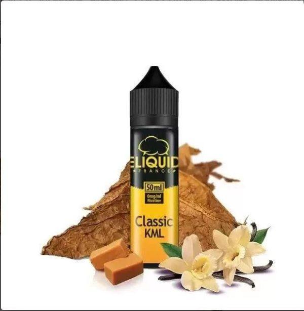 E-liquide Classic KML 50ml Eliquid France
