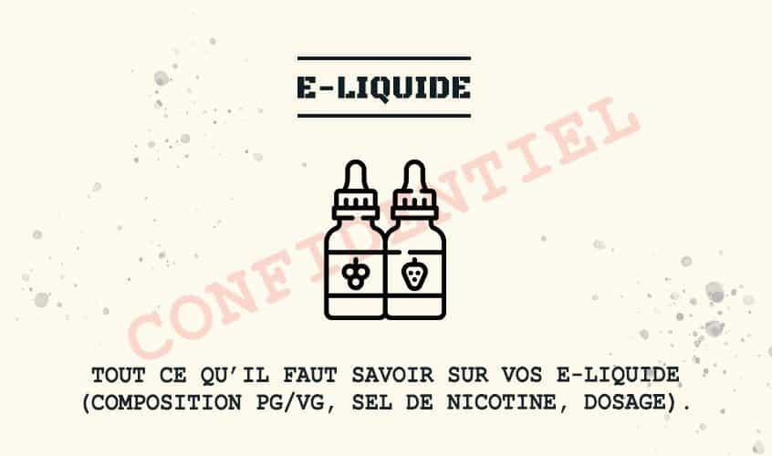 e liquide - Blog de cigarette électronique