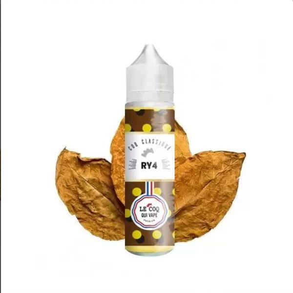 E-liquide Classic RY4 Le Coq Qui Vape 50ml