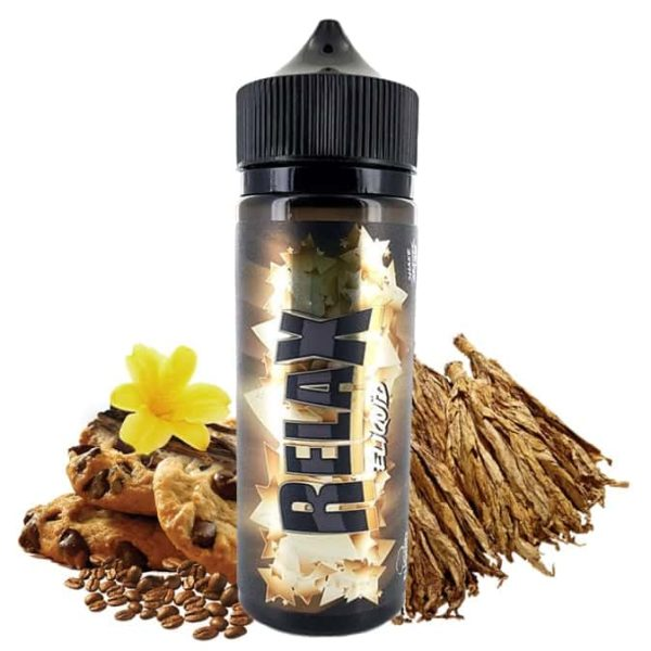 E-liquide Relax 100ml Eliquid France