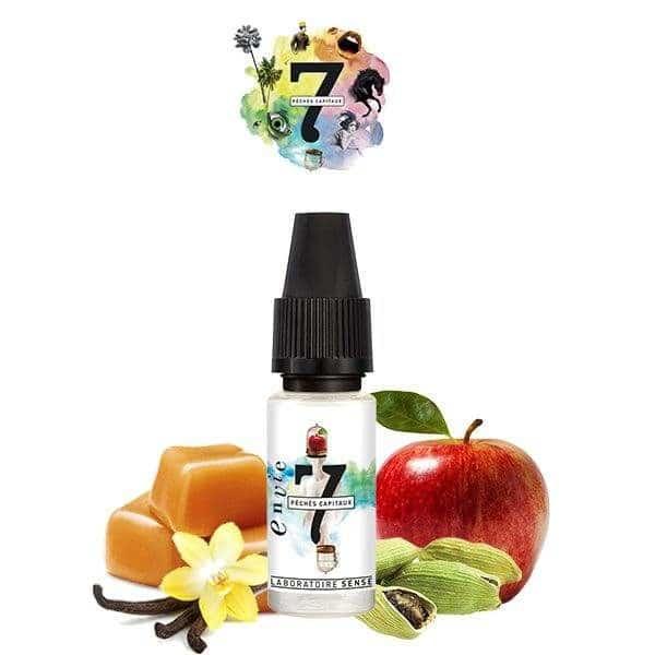 E-liquide Envie 7 Péchés Capitaux 10ml