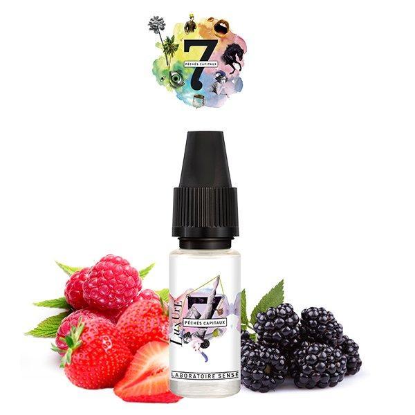 E-liquide La Luxure 7 Péchés Capitaux 10ml