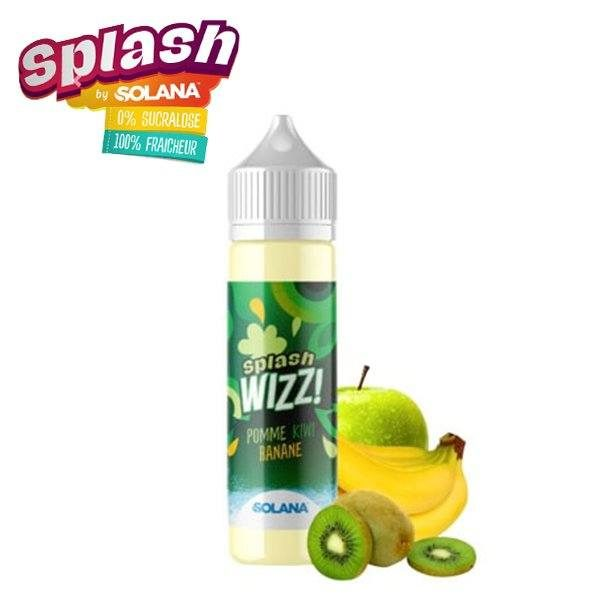 E-liquide Wizz Splash 50ml Solana