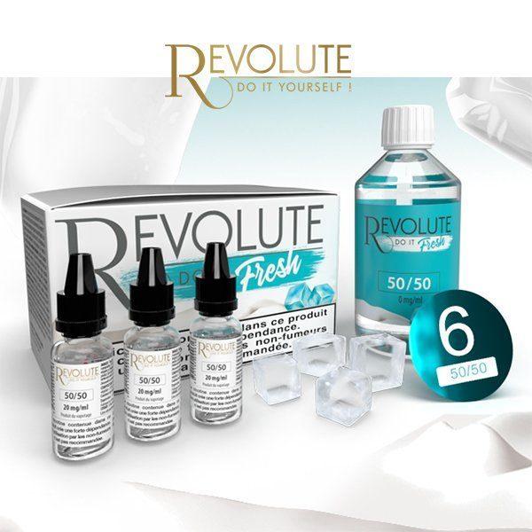 Kit DIY Fresh Révolute 50/50