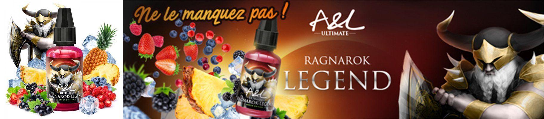 ragnarok legend - Boutique de cigarette électronique, eliquides à pas cher.