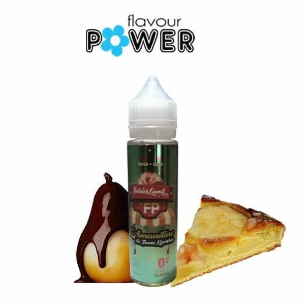 E-liquide L'amandine de Tante Léontine Flavour Power