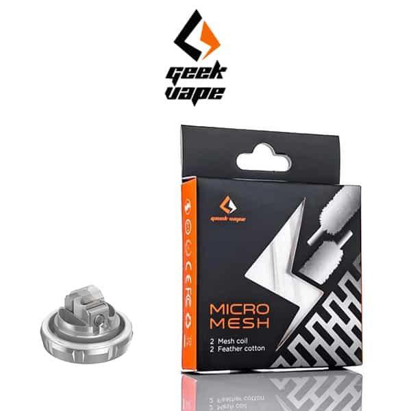 Micro Mesh Zeus X RTA