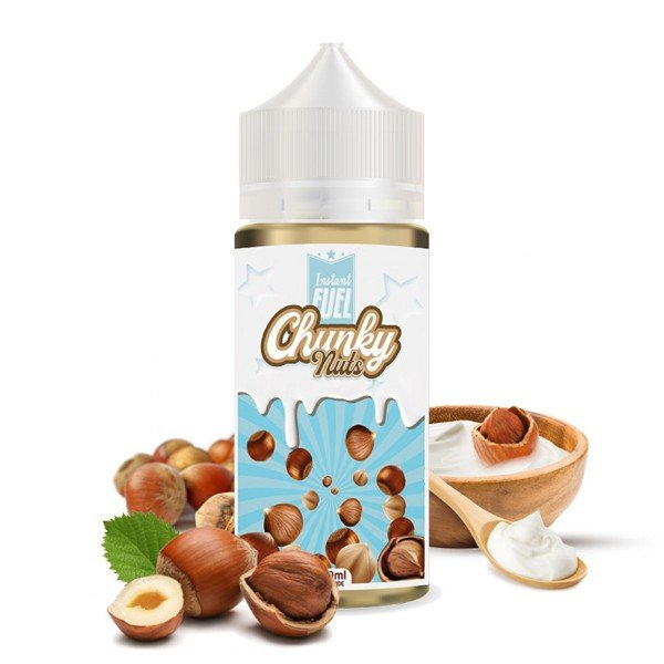 Chunky Nuts 100ml Instant Fuel by Fruity Fuel