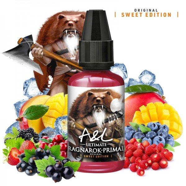 concentre ragnarok primal sweet edition 30ml ultimate by aromes et liquides 5 pieces - Quel est le délai de conservation d'un e-liquide ?