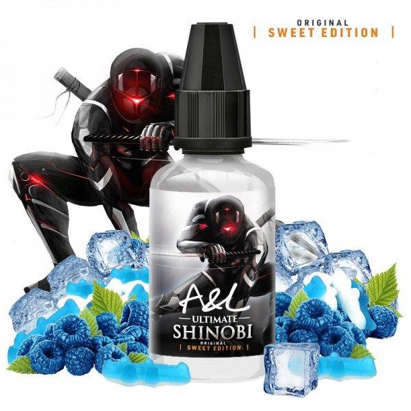 Concentré Shinobi 30ml SWEET Edition Arômes et Liquides