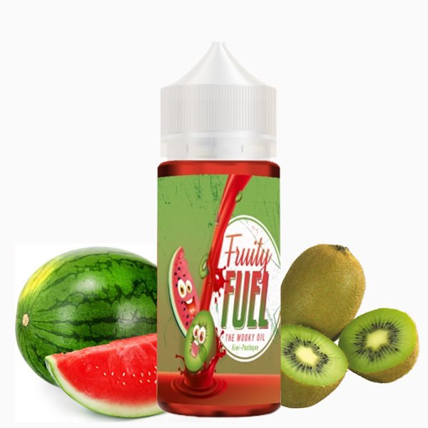 The Wooky Oil 100ML Fruity Fuel