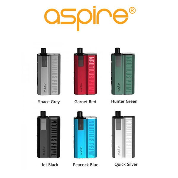 Kit Nautilus Prime Aspire