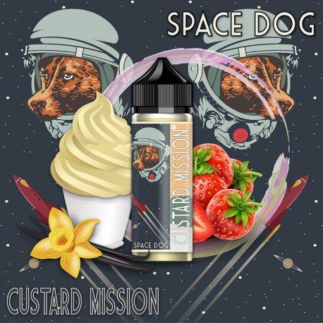 Eliquide Space Dog 170ml Custard Mission